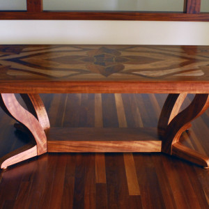 Harony Dining Table 2 by DeEtte and Allan-side